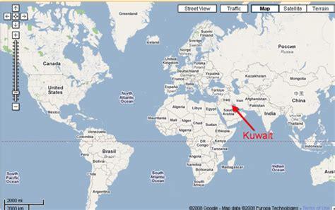 where is kuwait on a world map the awakening s way post 6 of ku
