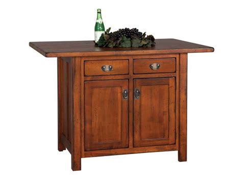 amish furniture kitchen island mission island