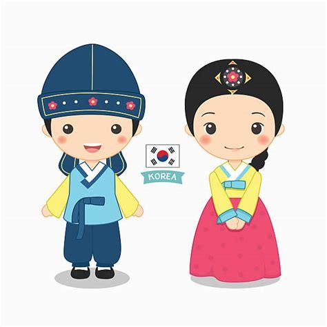clipart korean korean hanbok clipart collection