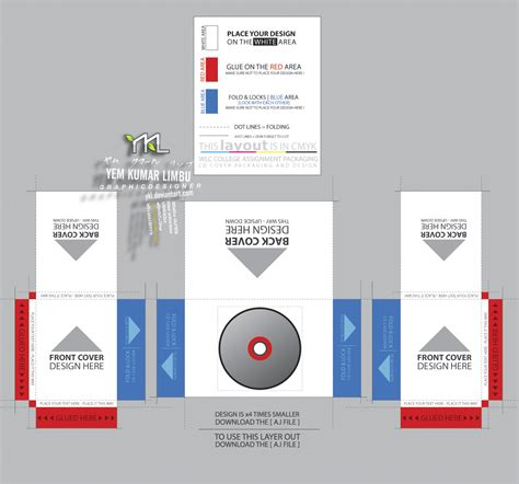 layout cover album cd cover layout ai by ykl on deviantart