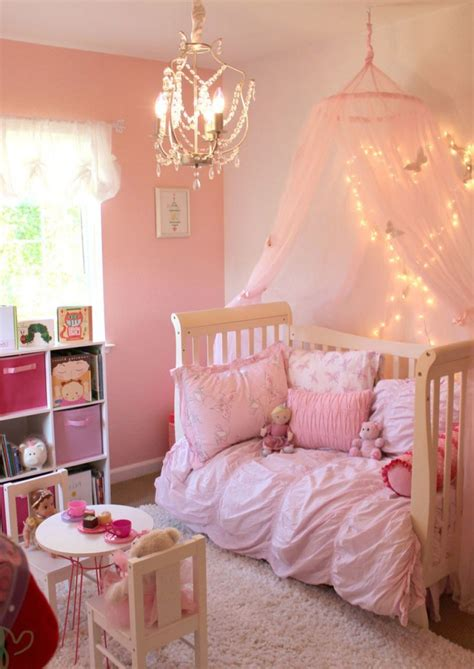 girls bedroom decorating ideas  adorable girly