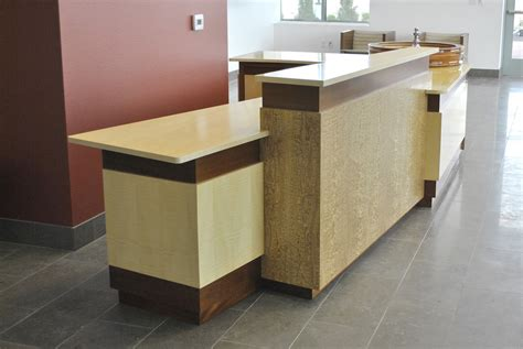 atlanta custom reception desk design atlanta custom