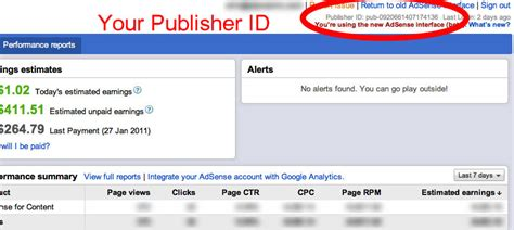 adsense google sites google adsense free concrete5