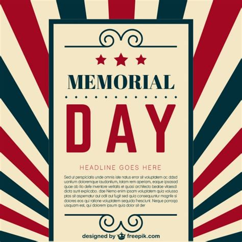 memorial day card templates free memorial template funeral order of service funeral