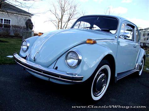 blue volkswagen beetle 1970 1970 vw beetle bug blue classic sedan classic vw