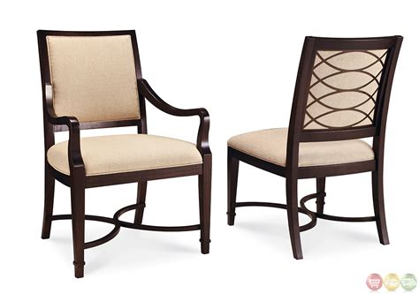 Formal Dining Chairs Intrique Upholstered Chair Formal Dining Furniture Set