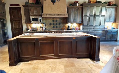 new kitchen island new home traditional kitchen islands