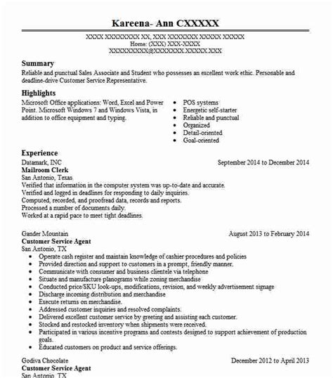 15 excellent mailroom clerk resume samples vinodomia shalomhouse us