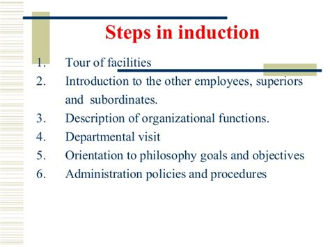 define induction child development define induction in the workplace 28 images hrm induction process and induction ap physics