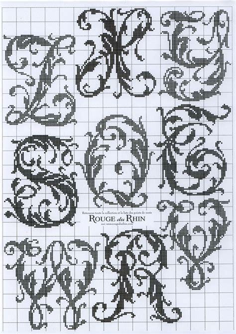 tattoo alphabet cross stitch 426 best cross stitch alphabet images on pinterest cross