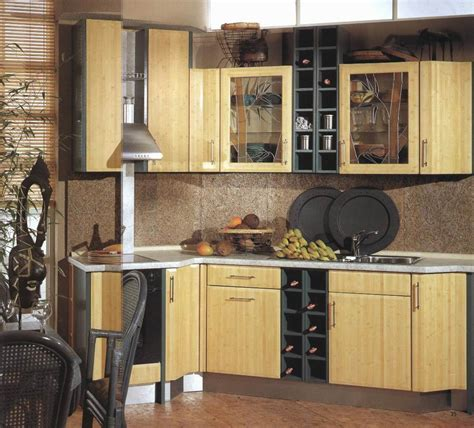 bamboo kitchen design modern house bamboo kitchen