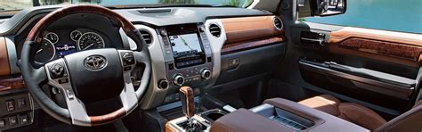 Tundra Platinum Interior by 2017 Toyota Tundra In Kinston Nc At Massey Toyota