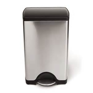 simplehuman cw1950int brushed stainless steel indoor