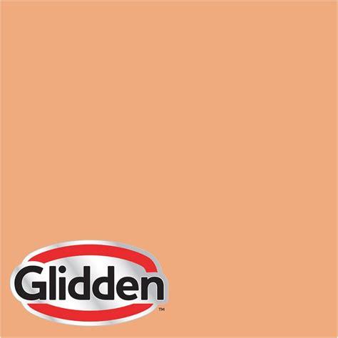 glidden premium 8 oz hdgo33 ripe eggshell interior paint sle hdgo33 08e the home depot