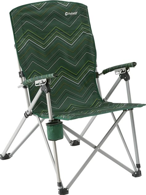 outwell stuhl outwell harber chair green