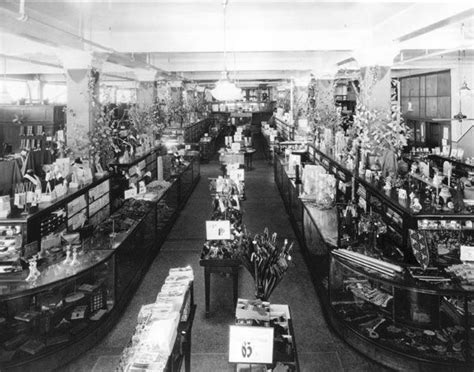 boat store wichita interior of rorabaugh dry goods co circa 1910 http www