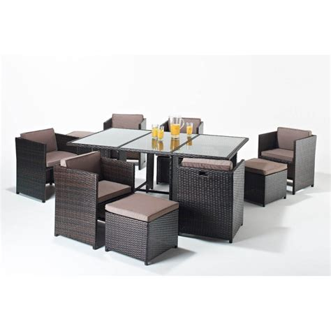 Rattan Sideboard 585 by Port Royal Luxe Cube 6 Seater Rattan Garden Set Forever