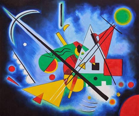 imagenes abstractas de wassily kandinsky arte para ni 209 os kandinsky y la abstracci 243 n al alcance de