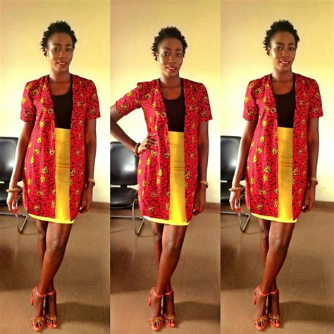 different stylings for ankara ankara collections rocking ankara in different styles