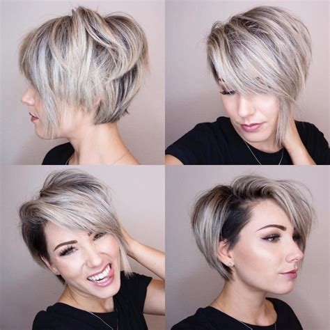 collection  tousled pixie hairstyles  undercut