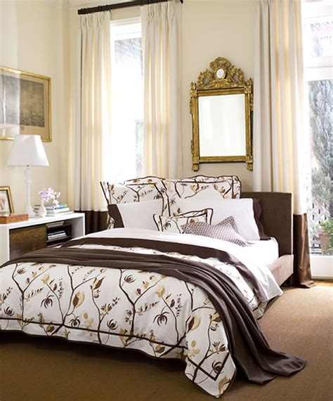 luxury chic bedding home interior bedroom design ideas lulu dk matouk chocolate bed new york