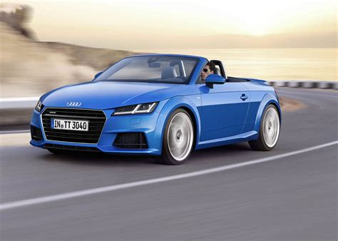 Audi Tt Cabrio by 2015 Audi Tt Roadster Photo Gallery Autoblog