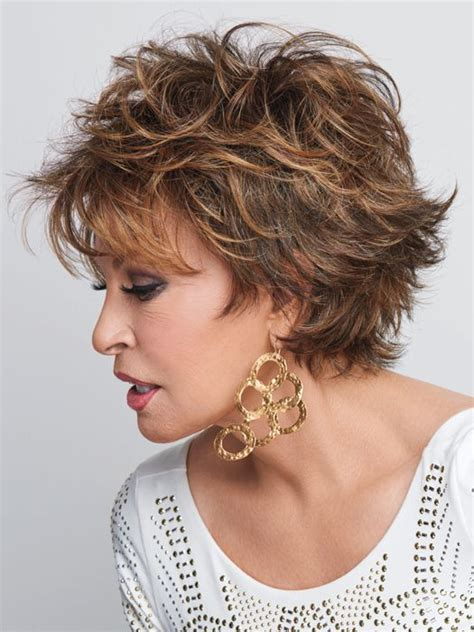 edgy short messy hairstyles voltage by raquel welch top seller personal favorite