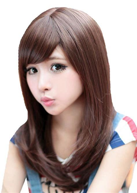 Wig Pendek jual rambut palsu panjang pendek wanita gambar model wig