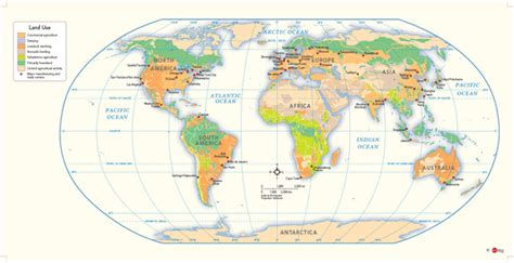 world land  wall map  geonova