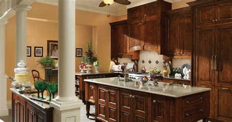 Southern Kitchens by Southern Reserve Wood Mode Custom Cabinetry