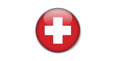 Apple Logo Aufkleber Klein by Schweizer Flagge Flagge Der Schweiz Runder Aufkleber