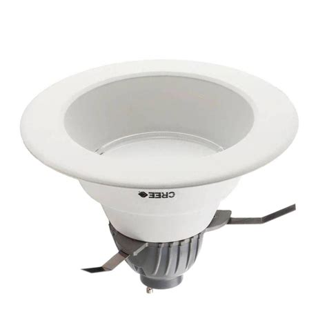 Gu24 Led L by Ecosmart 6 In 65w Equivalent Soft White 2700k Dimmable Led Light With Gu24 Base 4 Pack