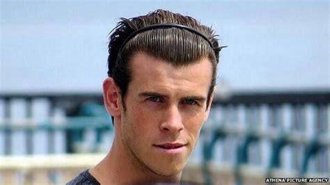 gareth bale cheveux longs la nouvelle coupe de cheveux de gareth bale