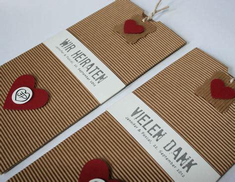 Hochzeitseinladung Natur by Hochzeitskarten Werbeagentur Pfalz Stepp Grafik