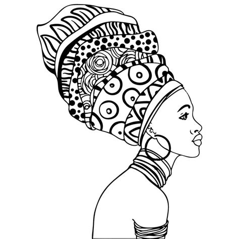 african queen coloring page 219 best coloring pages line art images on pinterest