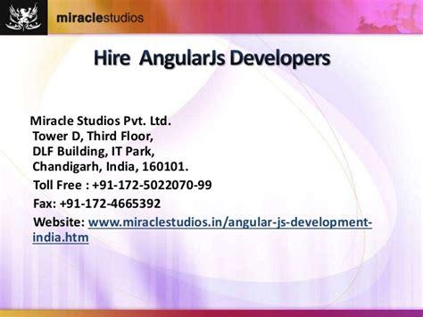 St Js Miracle angularjs superheroic javascript mvw framework services by miracle st