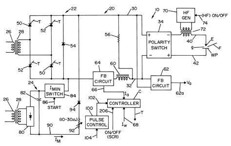 welding transformer circuit diagram tig welding circuit diagram circuit and schematics diagram
