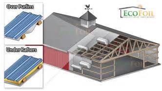 installing metal roof on pole barn metal roof pole barn metal roof condensation