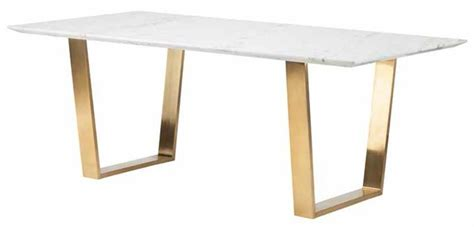 79 Quot Uber Modern Office Desk With White Marble Top White Marble Desk