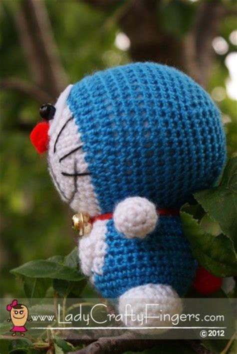 pattern crochet doraemon 1000 images about amigurumi doraemon on pinterest free