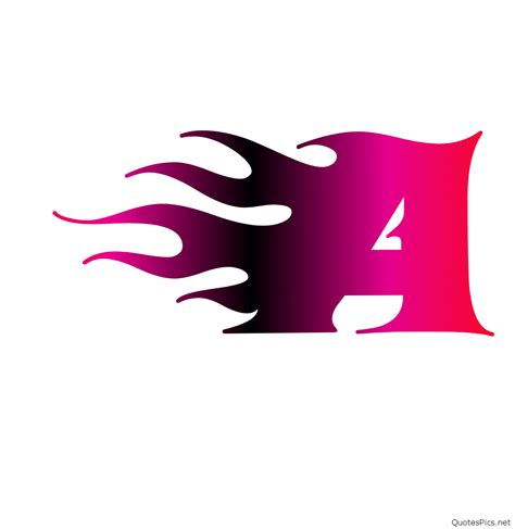 logo lettere stylish images of letter a