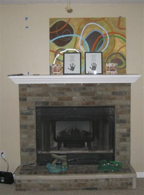 fireplace looks fireplace remodel stucco or wonderboard