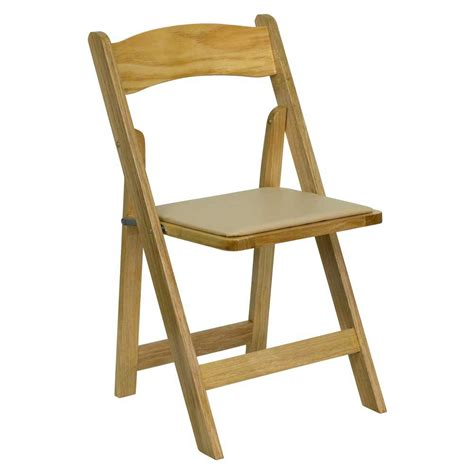 Folding Chair by Wooden Folding Chairs Advantages