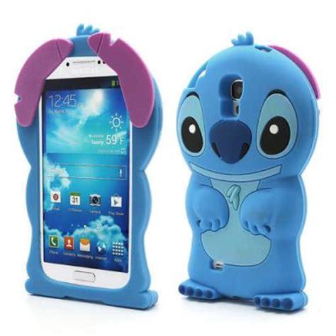Samsung Galaxy S4 3d Stitch Silicon 2 funda silicona disney 3d lilo stitch samsung galaxy s4 i9500 azul en fnac es comprar