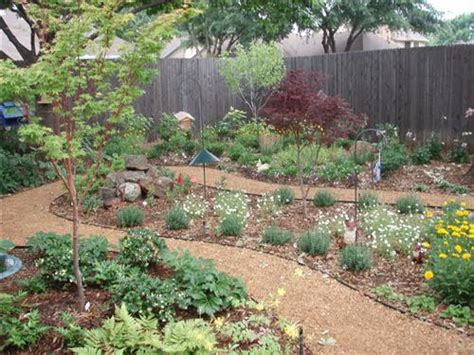 Crushed Granite Backyard by How To Put In A Crushed Granite Path Beautiful Outdoors