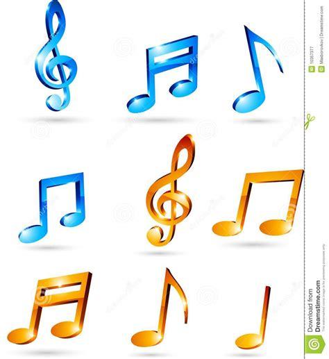 imagenes de tonos musicales tonos de la m 250 sica ilustraci 243 n del vector ilustraci 243 n de
