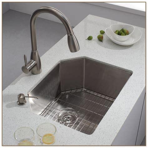 4 piece kitchen faucet kohler cast iron shower pan enameled cast iron shower