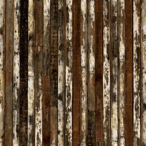 scrapwood  wallpaper distressed wood wallpaper wood
