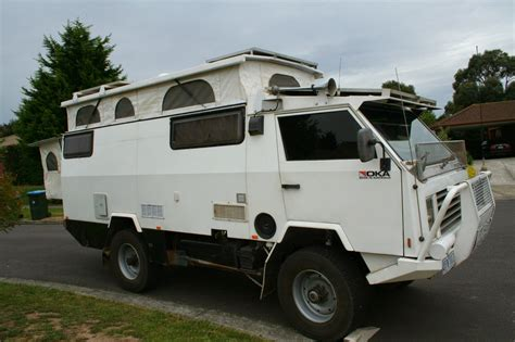offroad 4x4 for sale used rvs oka 4x4 off road travel poptop for sale by owner