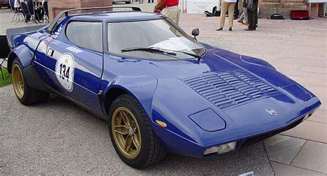 Lancia Sports Car Lancia Stratos Hf Top Sports Cars